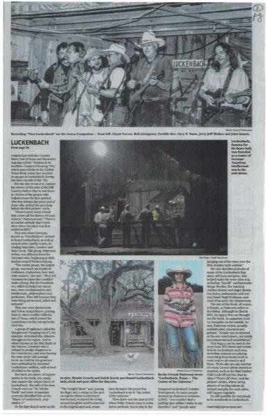San Antonio Express News Image